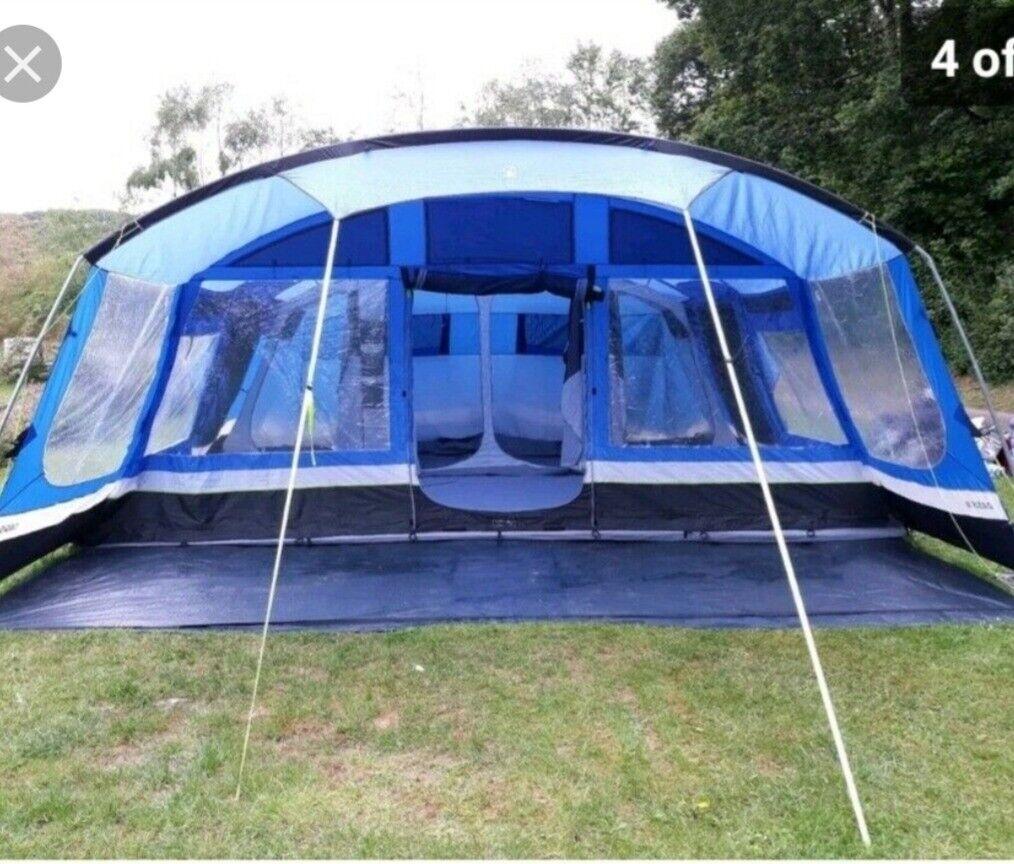 hi gear oasis elite 8 man tent
