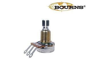 Bourns-Mini-Potentiometer-Split-Shaft-250K-500K-Audio-or-Linear-Taper