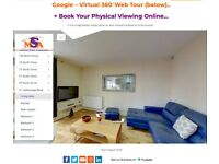 5 Dbl.Bed-Victoria Park Jul 21–Jun 22 - Physical & Virtual 360° Viewings Available (51h)