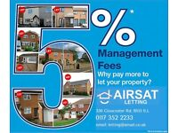 Property Management for 5%