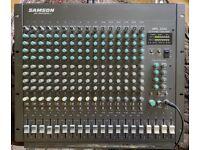 Samson MPL 2242 rack mountable mixer
