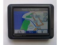 GARMIN nüvi 250 GPS Sat Nav - UK & Ireland + France, Spain, Portugal Latest Maps (no offers, please)