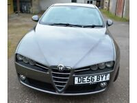 Alfa-Romeo 159 2.4 Jtdm -Stromboli grey -Sportwagon (+ FREEBIES)
