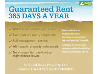 We Help Landlords. Do you have 3/4/5 bedroom houses to Let? Guaranteed Rent, No Voids or Fees