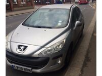Peugeot for sale. Tax & MOT. Good condition, good mileage