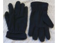 Gloves Royal Blue