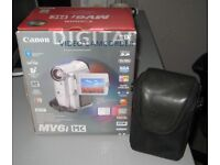 Canon MV6i MC Digital Video/Still/Camera/ Camcorder/Palmcorder/ MiniDV/Tape/SD