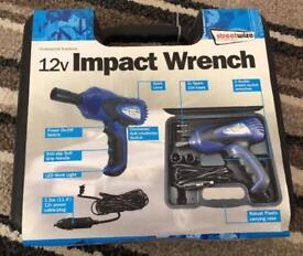 🚗STREETWIZE 12V Impact Wrench