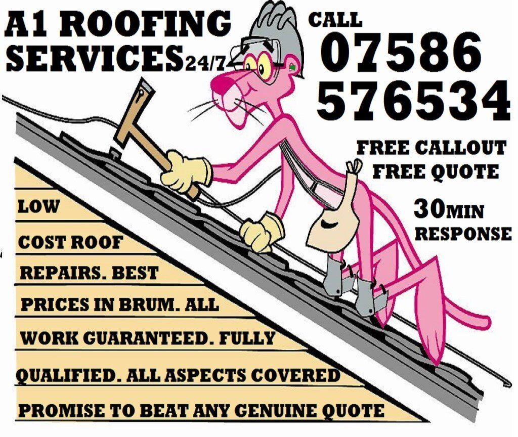 Free Quote A1 Low Cost Roof Repairs Amp Roofing Services