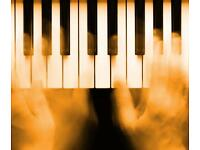 Looking for a Jazz Pianist