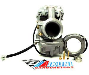 Mikuni HSR 42 mm Easy Kit Carburetor Carb 1990-2006 Harley Evo & Twin Cam 42-18