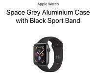Apple Watch Series 4 Space Grey GPS 44mm PAYPAL