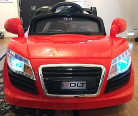 FAST Red Toy Car Audi R8
