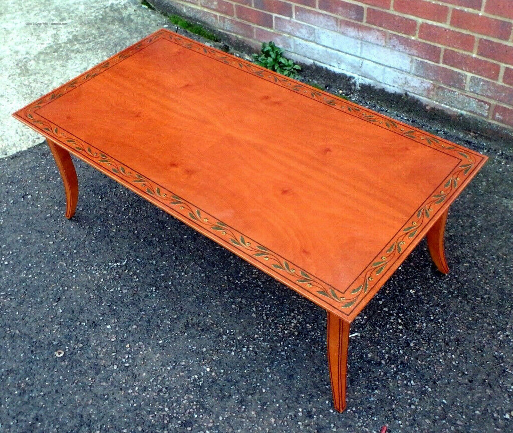 Vintage Laura Ashley Coffee Table Excellent Condition In Hove East Sussex Gumtree