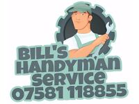 Reliable Professional Handyman With 15+ Years Experience + Large Van Hertfordshire