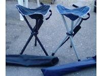 Tripod stools