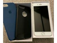 Iphone 8 Plus 256GB - Silver - Excellent condition