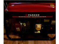 PARKER 110V/240V 50HZ PETROL GENERATOR