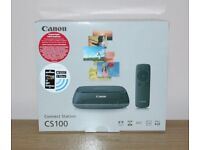 Brand New Canon CS100 1TB Wi-Fi Photo Store & Share Station