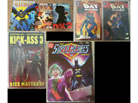 Various Comics - Batman, Azrael, Superior Spiderman, Agent Venom etc (109 in Total)
