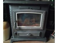 Aarrow Stove (Stratford Tf 50) multifuel central heating system