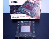 Korg KP3+ Dynamic Effects and Sampler