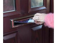 safe and fast Leaflet Distributor 24/7 anywhere in London