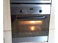 Ignis built in Fan Oven. Working order. 600MM Housing required.