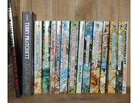 15 Terry Pratchett Paper Back Books mainly discworld in excellent condition