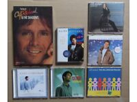 Cliff Richard & Cliff Richard and the Shadows* CD's &* Cassettes Bundle.