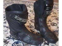 TCX/Gore-Tex Motorbike boots