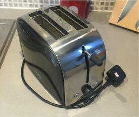 Black kenwood toaster