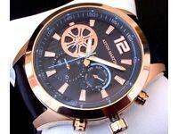 Aston Martin Men's Wristwatch Gift Fantastic Watch Last One Special Best Price RRP £4200