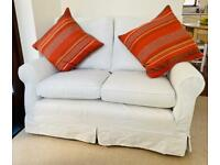 2 Seater & 1 Seater Sofa plus free Covers