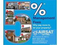 5% Property Management
