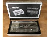 Roland TR-09 boutique drum machine, 6 weeks old, used once