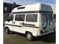 Talbot autosleeper campervan