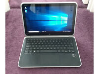 Dell XPS 12 Laptop. Core i7, 8GB, 256GB SSD, 1920x1080, Touch Rotating Screen, Blemished Screen.