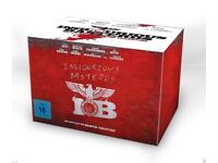 Inglourious Basterds Limited Edition Box Set DVD Tarantino