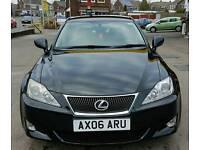 Lexus is220d 06reg Hpi clear full mot Full service history