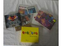 Erasure CD singles