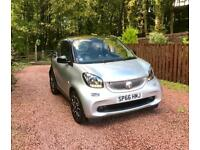 Smart fortwo 0.9 Prime Coupe Twinamic 2dr (start/stop)