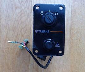 Yamaha outboard single key switch 704-82570-12-00