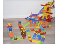 Vtech Toot Toot Large Bundle including vehicles RRP over £130