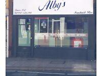 Shop for rent in Albert Road