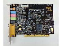 CREATIVE SOUND BLASTER LIVE! SB0220 5.1 PCI SOUND CARD
