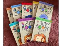 Judy Moody book set