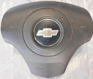 AIRBAG DRIVER - Steering Wheel Air Bag - Black for 2006 to 2011 CHEVY HHR - CHEVROLET HHR EXTENDED SPORTS VAN $88