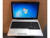Toshiba Quick Laptop, 3GB Ram, Dual-Core, Windows 7, Microsoft office, Good Condition
