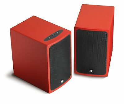 These Q Acoustics speakers are perfect for home listening